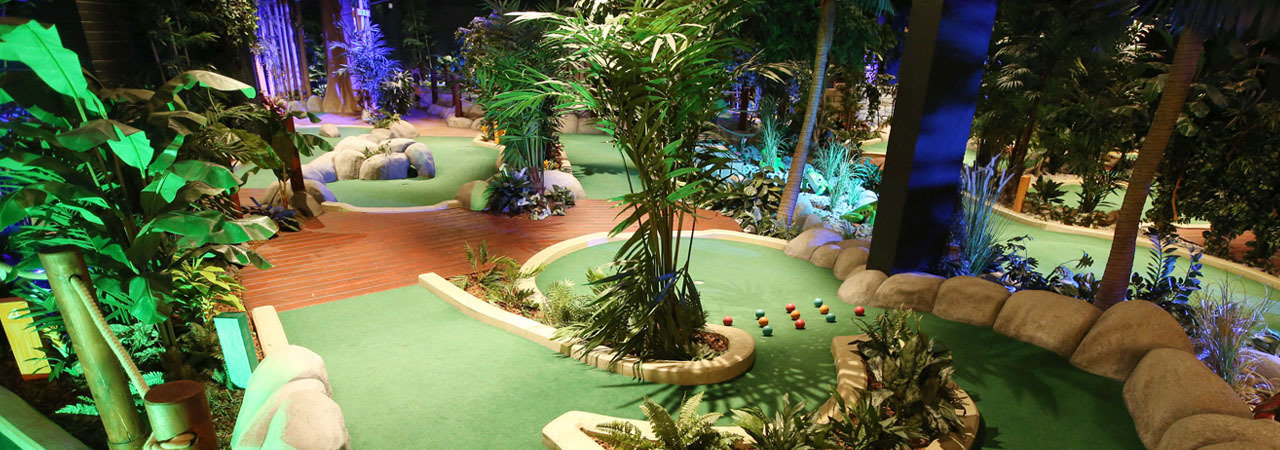 Image result for mini golf cardiff